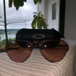 Oakley Men Sunglasses Hinder Matte Berry